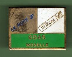 LA POSTE - FRANCE TELECOM *** GDAS MOSELLE *** POSTE-04 - Mail Services
