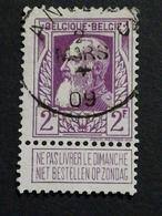 Belgique COB N° 80 Oblitération Anvers - 1905 Grosse Barbe