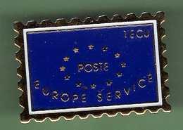 LA POSTE *** EUROPE SERVICE *** POSTE-04 - Mail Services