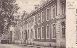 Leuven, Souvenir De Louvain, L'Université (pk51977) - Leuven