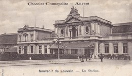 Leuven, Souvenir De Louvain, Le Station (pk51978) - Leuven