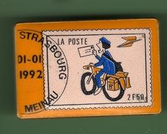 LA POSTE *** STRASBOURG - MEINAU *** POSTE-04 - Mail Services
