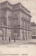 Leuven, Souvenir De Louvain, Le Théâtre (pk51979) - Leuven