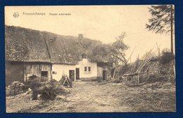 Francorchamps (Stavelot). Maison Typique Ardennaise. - Stavelot