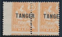 ** MAROC  - ** - N°87 Paire - Superbe Piquage à Cheval - TB - Maroc (1891-1956)