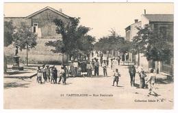 CASTIGLIONE - RUE NATIONALE - ALGERIE.. - Other Cities
