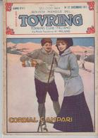 Touring Club Italiano N. 12 Febbraio 1911 Campari Cordial  F/p - Historische Documenten