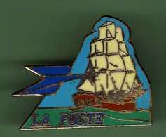 LA POSTE *** VOILIER *** POSTE-04 - Mail Services