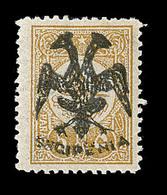 * ALBANIE - * - N°2 - 5pa Bistre - Signé Calves - TB - Albanie
