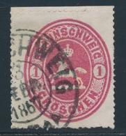 O BRUNSWICK - O - N°13 - 1g. Rose - TB - Brunswick