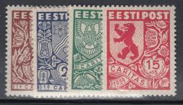 * ESTONIE - * - N°163/66 - TB - Estonie