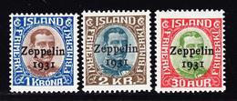 **/* ISLANDE - **/* - PA N°9/11 - N°10 ** - TB - Islande
