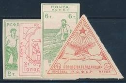 (*) RUSSIE - (*) - N°176/79 - TB - 1857-1916 Empire