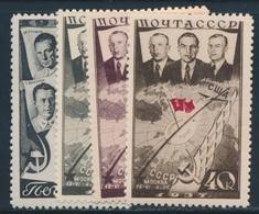 ** RUSSIE - ** - N°628/31 - TB - 1857-1916 Empire