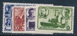 ** RUSSIE - ** - N°759/62 - TB - 1857-1916 Empire