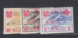 ** REP. DOMINICAINE - ** - N°12/15 + N°12a, 14a - TB - Dominicaine (République)
