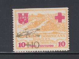 ** REP. DOMINICAINE - ** - N°14 - Sans Surcharge Linéaire - TB - Dominicaine (République)