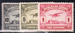 **/* EQUATEUR  - **/* - PA N°26/28 - TB - Equateur