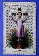 IMAGE PIEUSE....CANIVET...ED. TURGIS.......LE DIEU DE L'EUCHARISTIE - Imágenes Religiosas