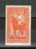 N°187**_ - Madagascar (1889-1960)