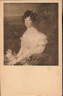Austria ** & Postal, Dame In Weiss, Waldmuller, Osterreichische Staatsgalerie (6889) - Musées