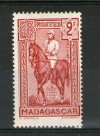 N°191* - Madagascar (1889-1960)
