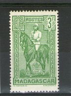 N°192* - Madagascar (1889-1960)