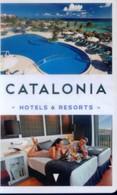 Spain Hotel Key, Catalonia Hotels & Resorts (1pcs) - Spain