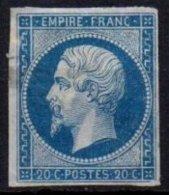 FRANCE - 20 C. Type I Neuf - 1853-1860 Napoleon III