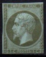 FRANCE - 1 C. Neuf - 1853-1860 Napoleon III