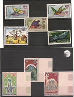 TCHAD    Année 1970 P.A. N°Y/T: 65/72** Côte : 13,40 € - Tchad (1960-...)