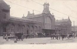 Liege Gare De Longdos (pk53011) - Luik