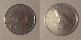 Ungheria 2007 50 Forint - Hongrie