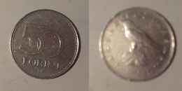 Ungheria 2007 50 Forint - Hungary