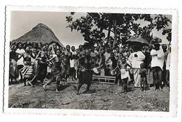 DAHOMEY - Danse Près De Porto Novo - Dahomey