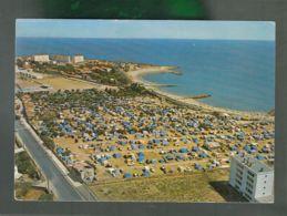 CP (34) Sète - Les Campings - Sete (Cette)