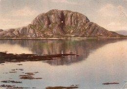 NORGE-TORGHATTEN-NON  VIAGGIATA - Norvegia
