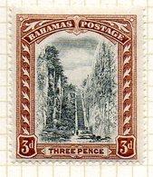 AMERIQUE CENTRALE - BAHAMAS - (Colonie Britannique) - 1917-19 - N° 53 - 3 P. Brun Et Noir - Amérique Centrale