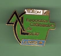 LA POSTE -FRANCE TELECOM *** ASSOCIATION CHALONNAISE DE LOISIRS *** POSTE-04 - Mail Services