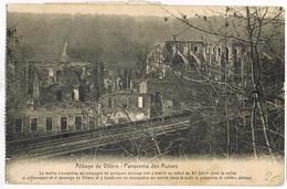 AK Abbaye De Villers (Villers-la-Ville), Panorama Des Ruines 1925 - Villers-la-Ville