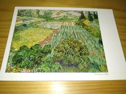 "Postcard  ,""Mohnfeld, Vicent Van Gogh "", - Paintings"