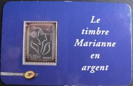 PTT/558 - 2006 - TYPE MARIANNE EN ARGENT - N°85 NEUF** - France