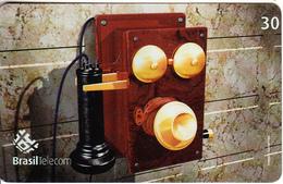 BRAZIL(Brasil Telecom) - 1879 Top Box, 07/01, Used - Telephones