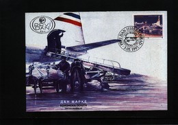 Jugoslawien / Yugoslavia 1997 Stamp Day - Airmail Post 2816 FDC - Post