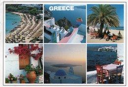 GREECE- VIAGGIATA - Grecia