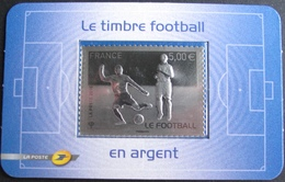PTT/559 - 2010 - LE TIMBRE FOOTBALL EN ARGENT - N°430 NEUF** - France