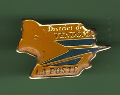 LA POSTE *** DISTRICT DE VENDOME *** POSTE-04 - Mail Services