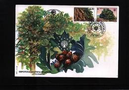 Jugoslawien / Yugoslavia 1997 Nature Protection Michel 2823-24 FDC - Umweltschutz Und Klima