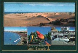 GRAN CANARIA-PLAYA DEL INGLES- VIAGGIATA - Gran Canaria
