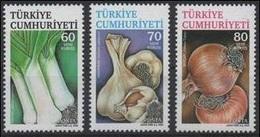 2005 TURKEY MEDICINAL HERBS MNH ** - 1921-... Republic